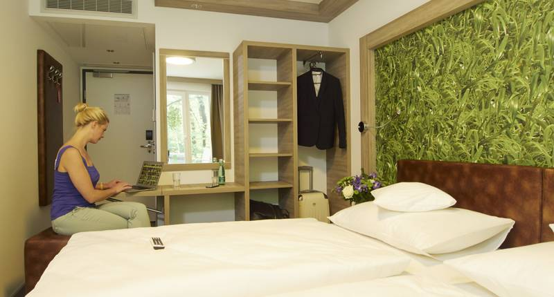 Hb1 design budget hotel wien sch nbrunn in wien bei for Design budget hotel salinenparc 0 sterne