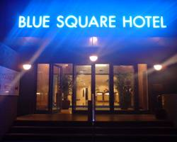 XO Hotels Blue Square